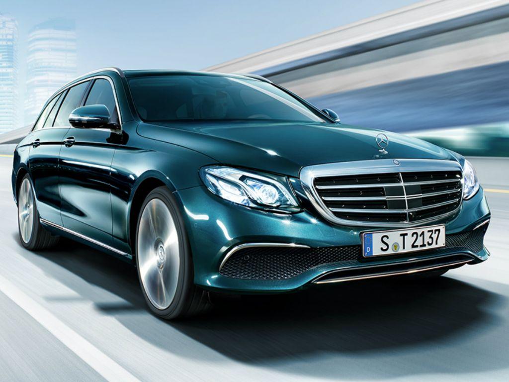 Galería de fotos del Mercedes Benz CLASE E ESTATE (1)