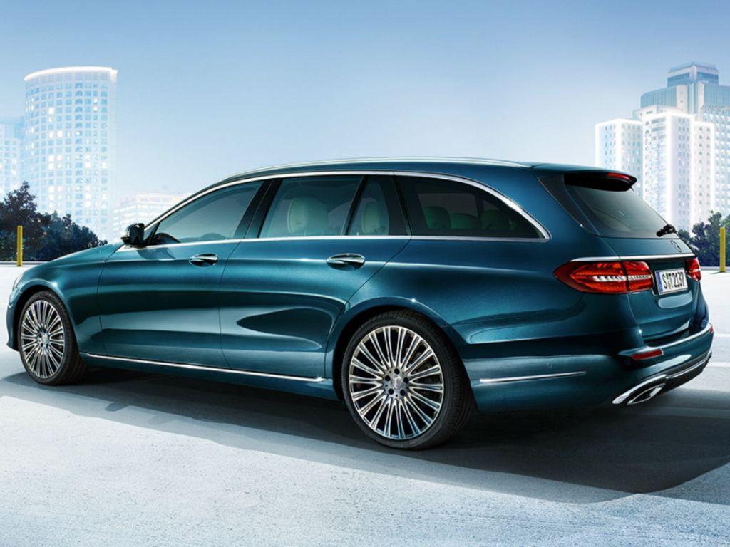 Galería de fotos del Mercedes Benz CLASE E ESTATE (3)