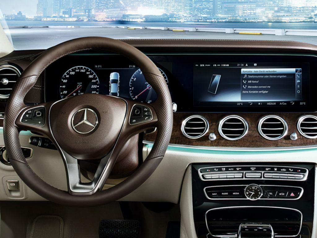 Galería de fotos del Mercedes Benz CLASE E ESTATE (4)