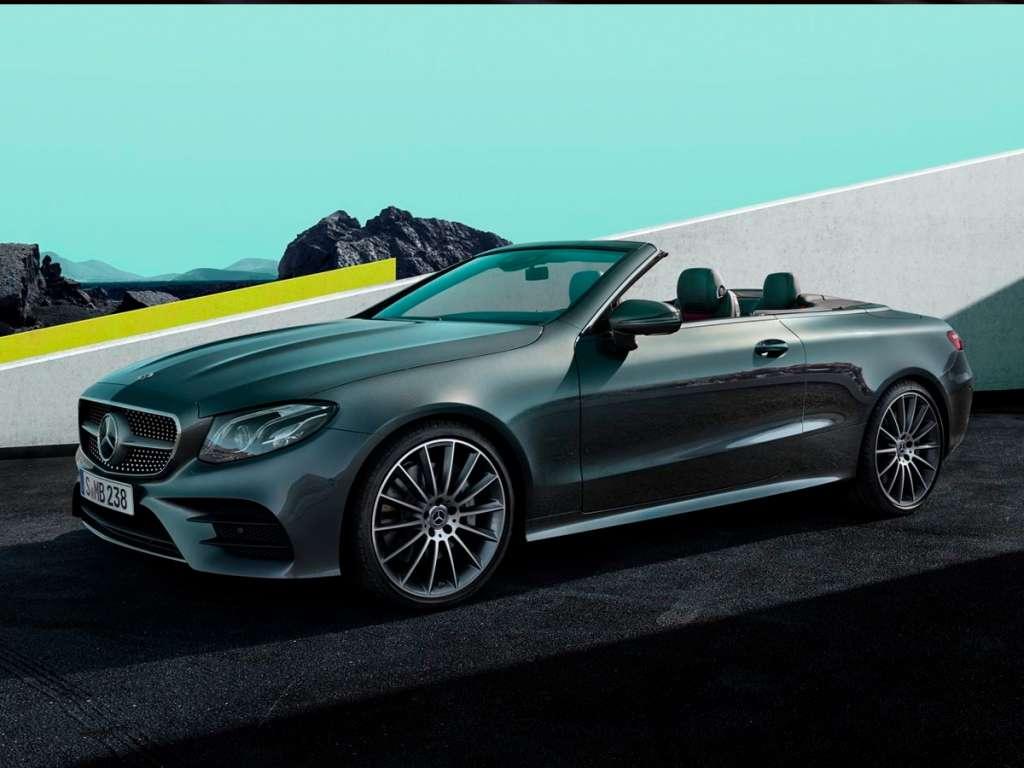 Galería de fotos del Mercedes Benz CLASE E CABRIO (1)