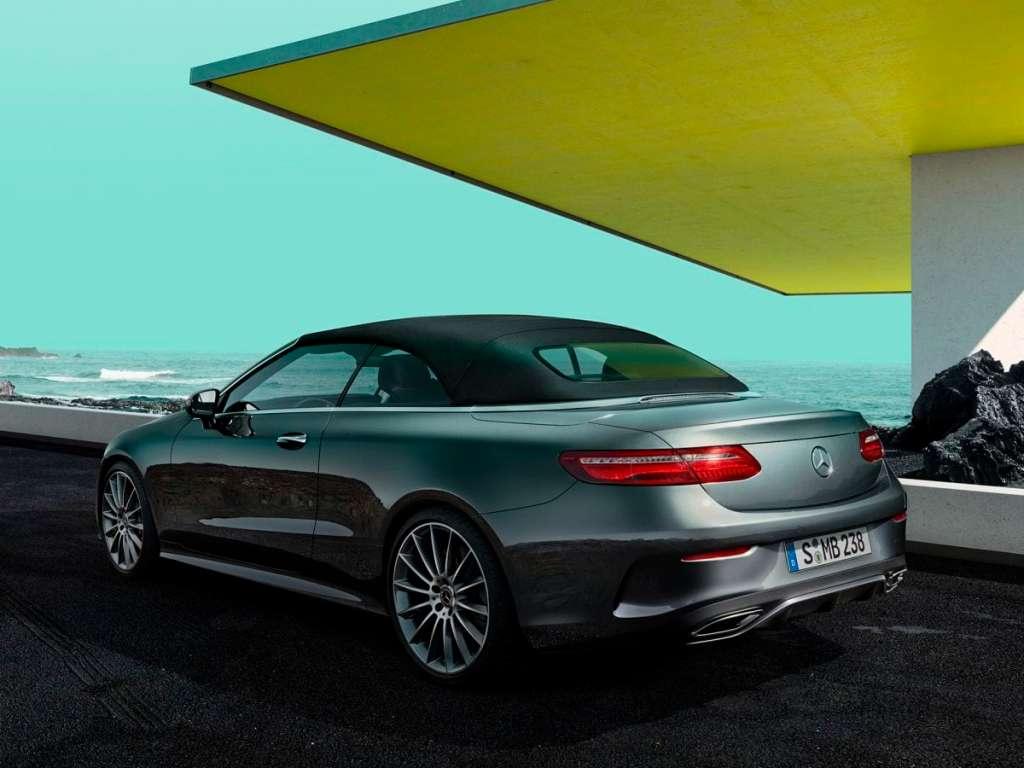 Galería de fotos del Mercedes Benz CLASE E CABRIO (2)