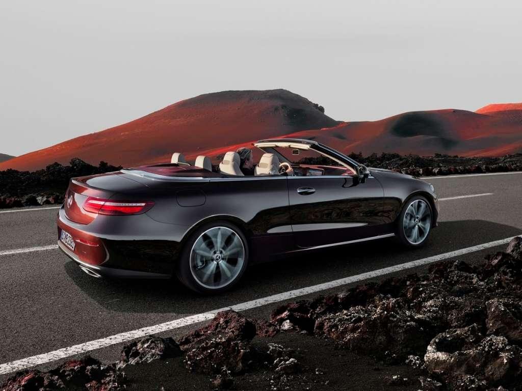 Galería de fotos del Mercedes Benz CLASE E CABRIO (3)