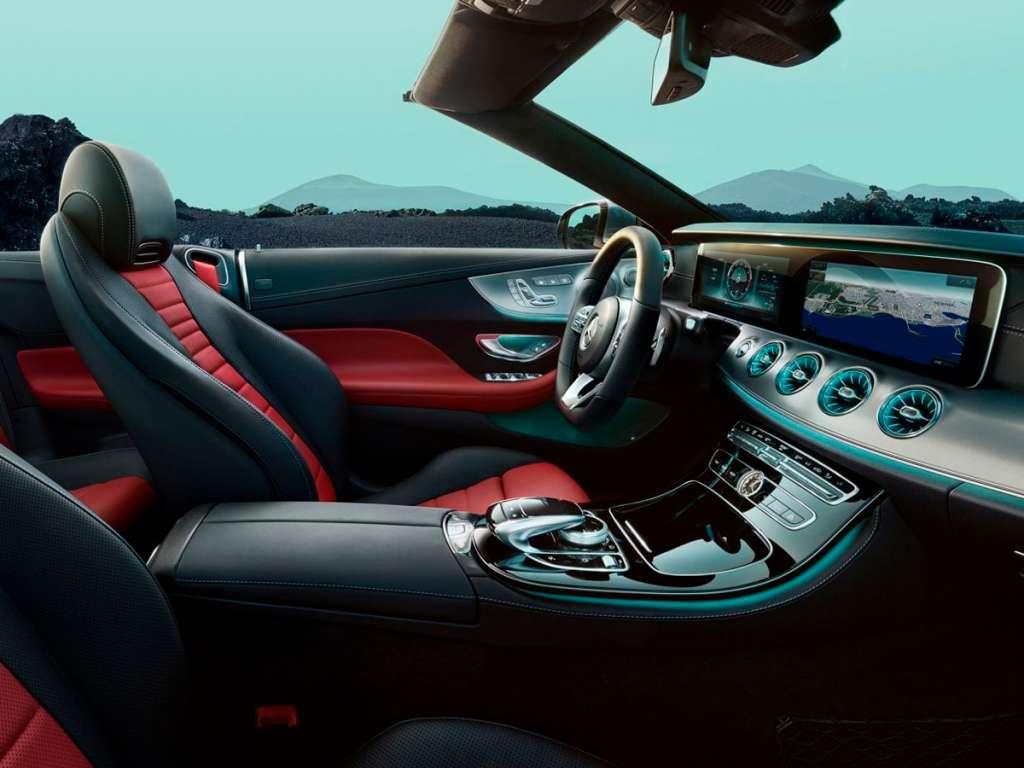 Galería de fotos del Mercedes Benz CLASE E CABRIO (4)