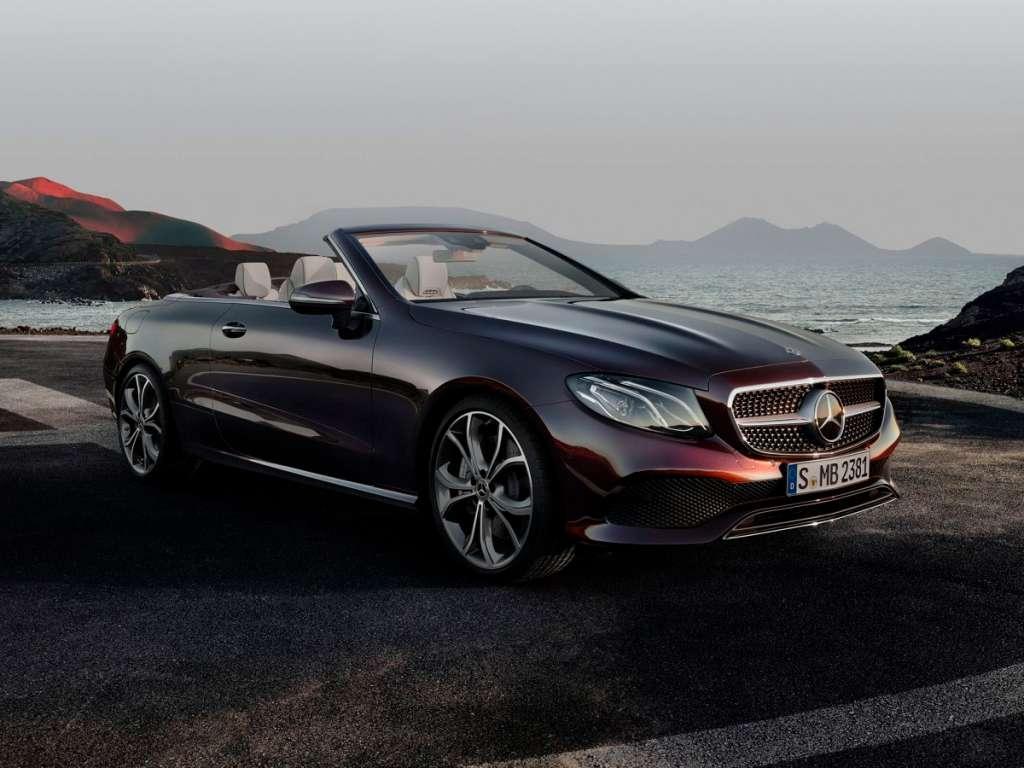 Galería de fotos del Mercedes Benz CLASE E CABRIO (5)