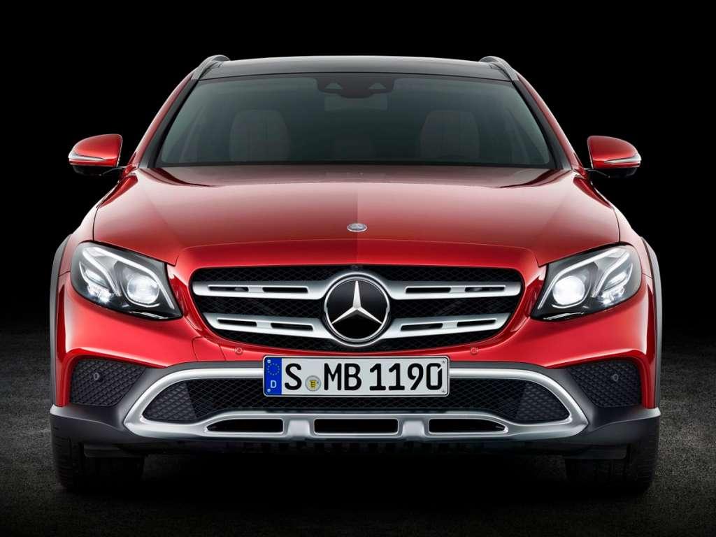Galería de fotos del Mercedes Benz CLASE E ALL-TERRAIN (2)