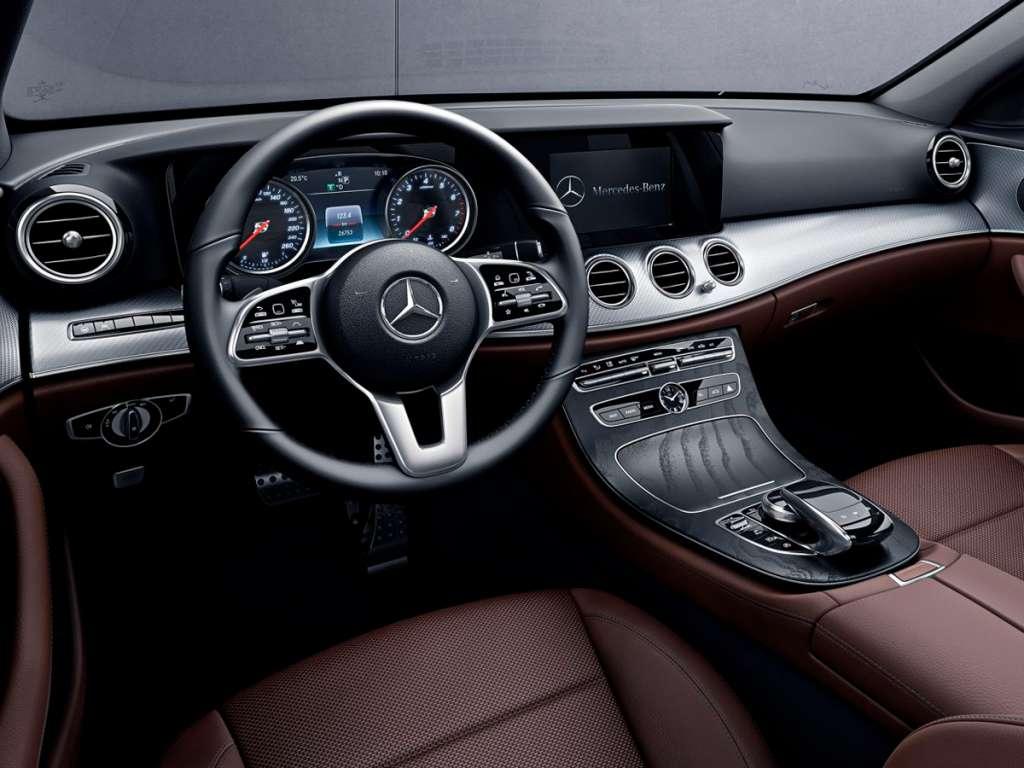 Galería de fotos del Mercedes Benz CLASE E ALL-TERRAIN (4)