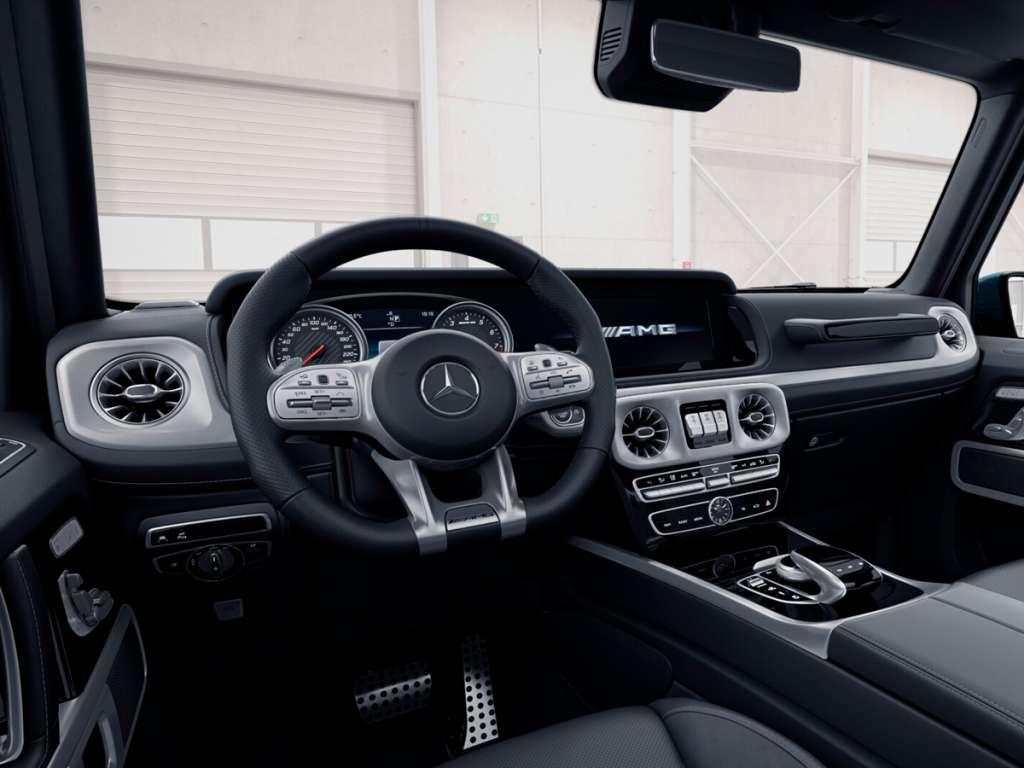 Galería de fotos del Mercedes Benz AMG CLASE G TODOTERRENO (3)