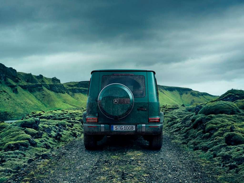 Galería de fotos del Mercedes Benz CLASE G TODOTERRENO (3)