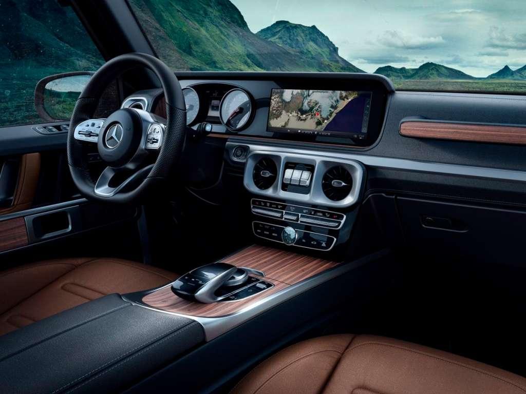 Galería de fotos del Mercedes Benz CLASE G TODOTERRENO (4)