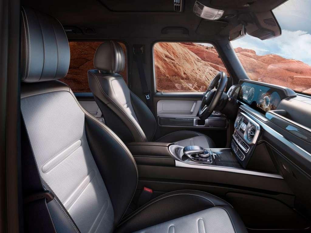 Galería de fotos del Mercedes Benz CLASE G TODOTERRENO (5)