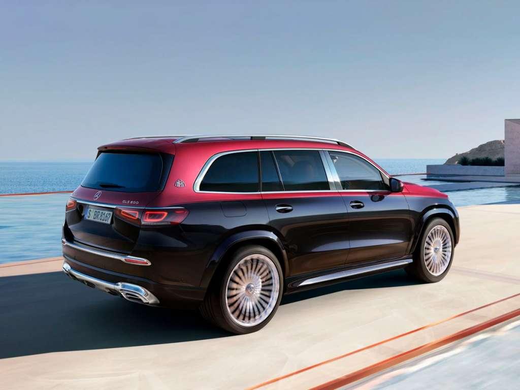Galería de fotos del Mercedes Benz NUEVO GLS MAYBACH (2)