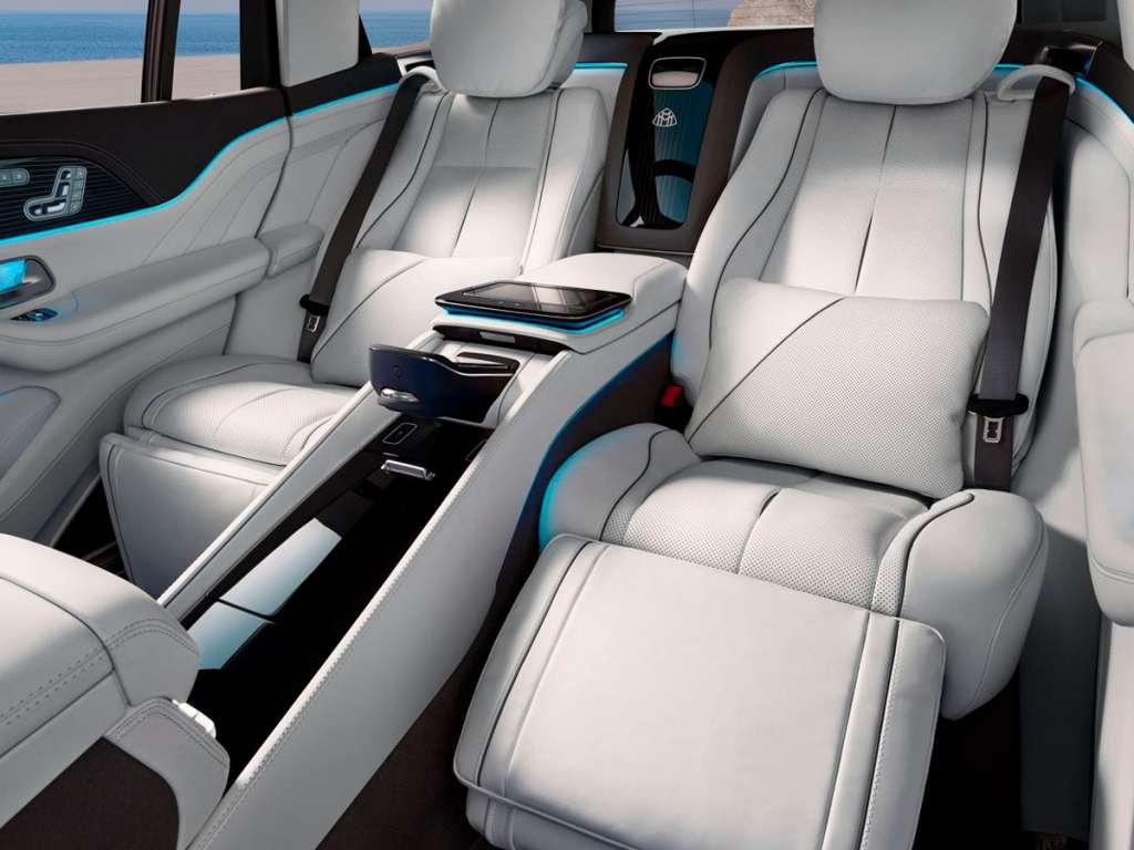 Galería de fotos del Mercedes Benz NUEVO GLS MAYBACH (4)