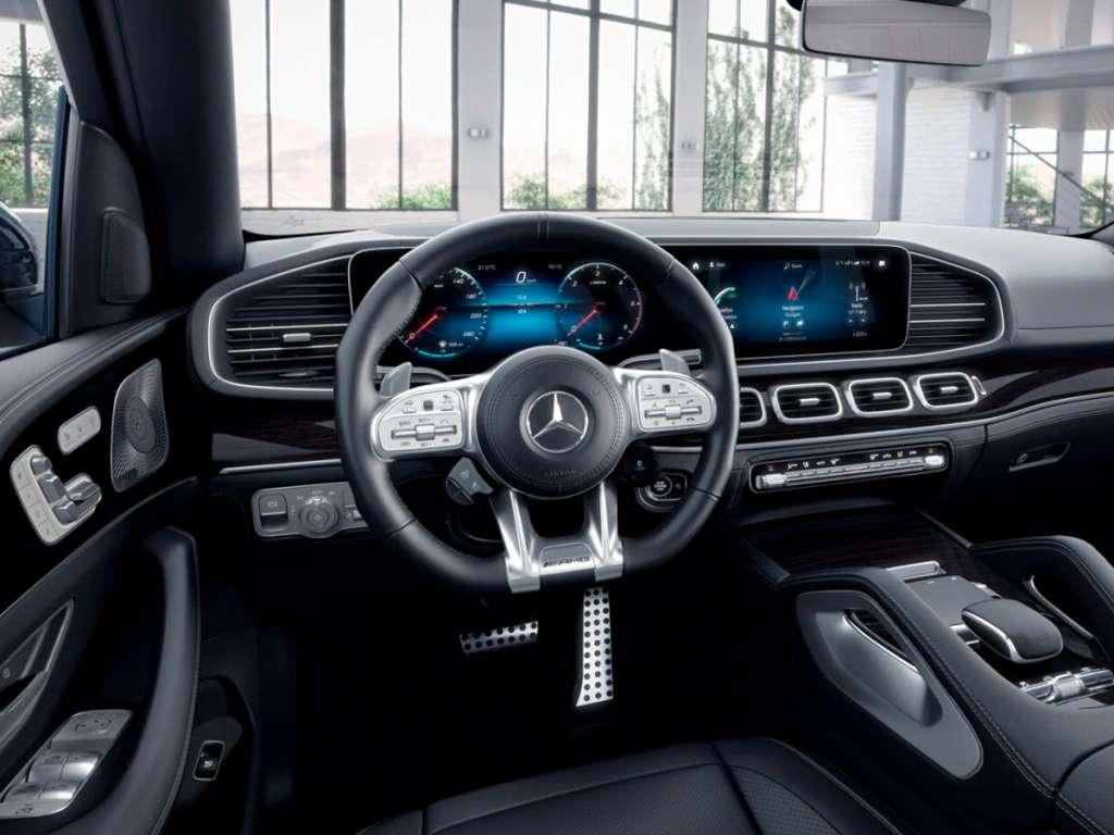 Galería de fotos del Mercedes Benz AMG GLS SUV (3)