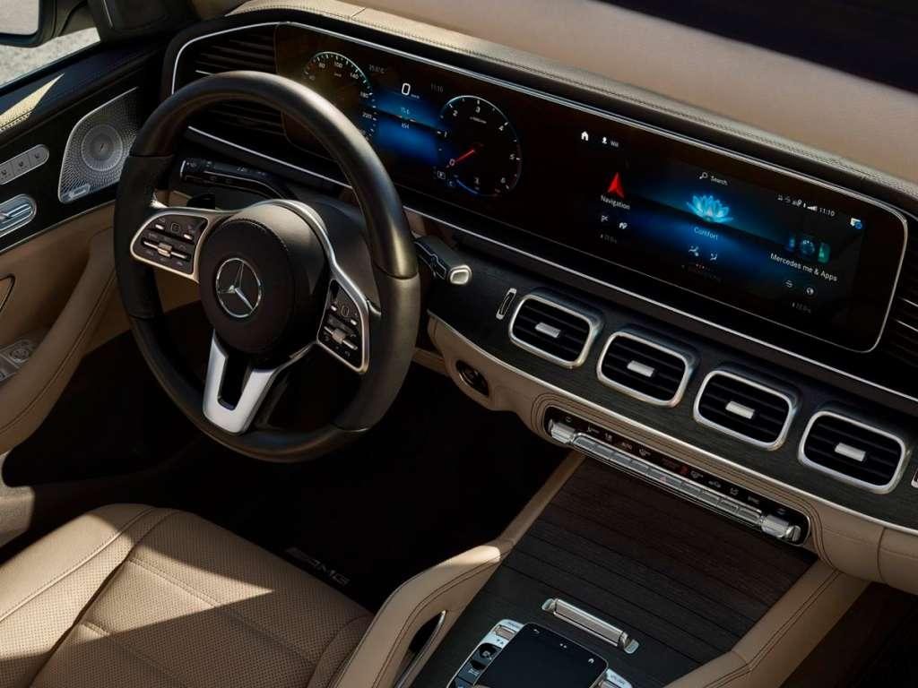Galería de fotos del Mercedes Benz GLS SUV (4)