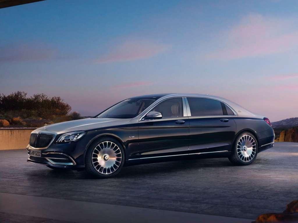 Galería de fotos del Mercedes Benz CLASE S MERCEDES MAYBACH (1)