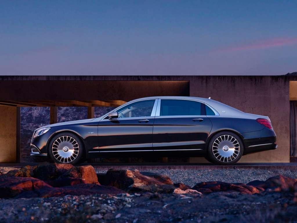 Galería de fotos del Mercedes Benz CLASE S MERCEDES MAYBACH (3)