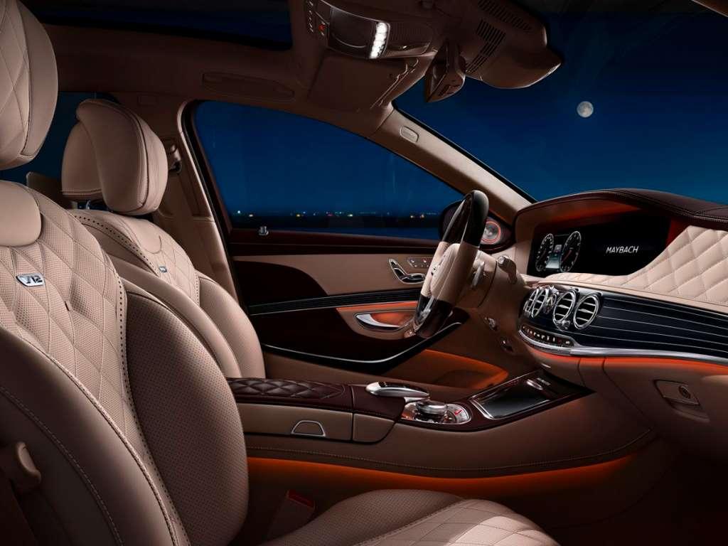 Galería de fotos del Mercedes Benz CLASE S MERCEDES MAYBACH (4)