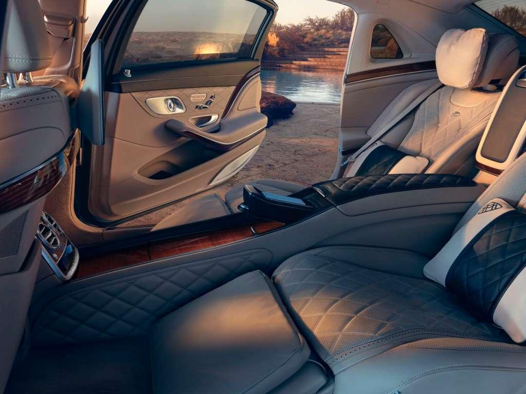 Galería de fotos del Mercedes Benz CLASE S MERCEDES MAYBACH (5)