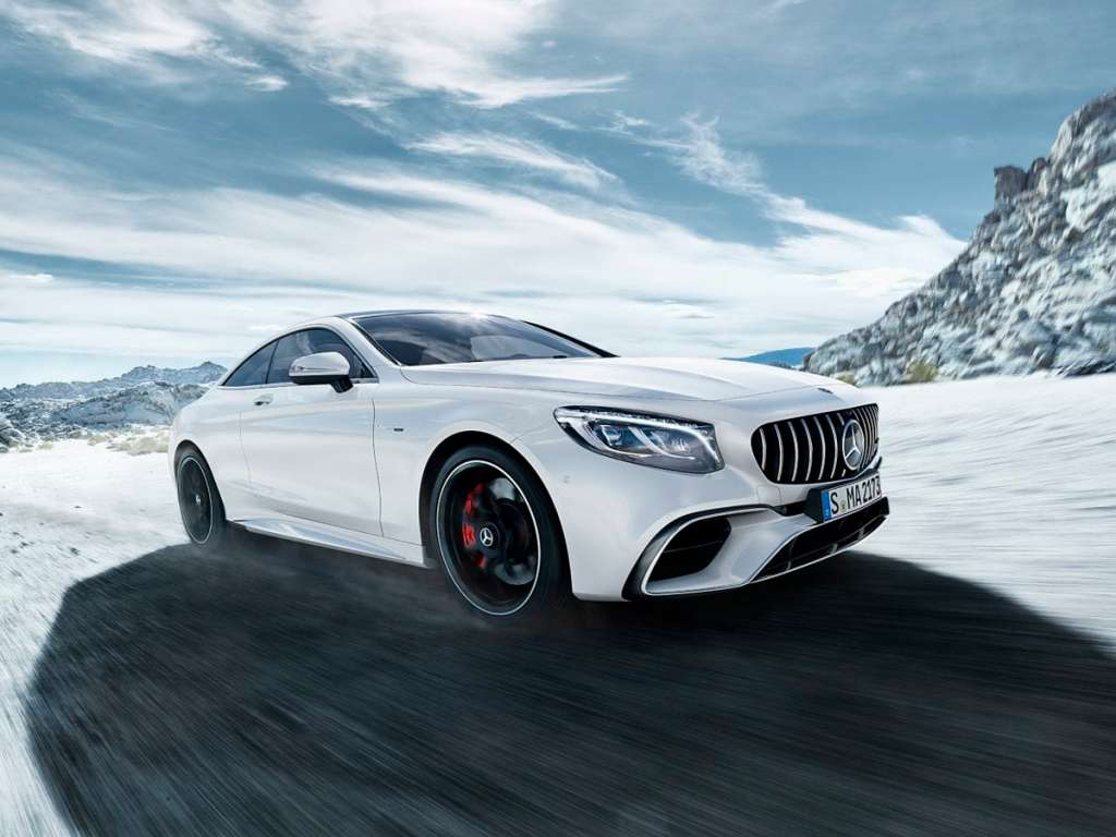 Galería de fotos del Mercedes Benz AMG CLASE S COUPÉ (1)