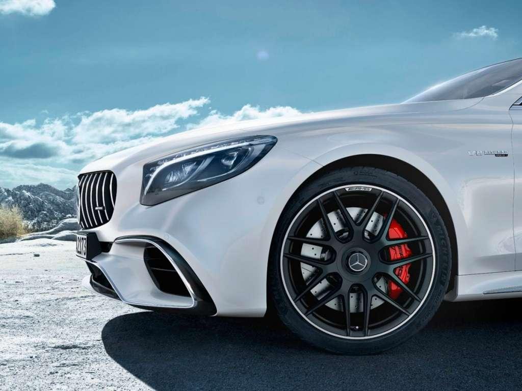 Galería de fotos del Mercedes Benz AMG CLASE S COUPÉ (3)