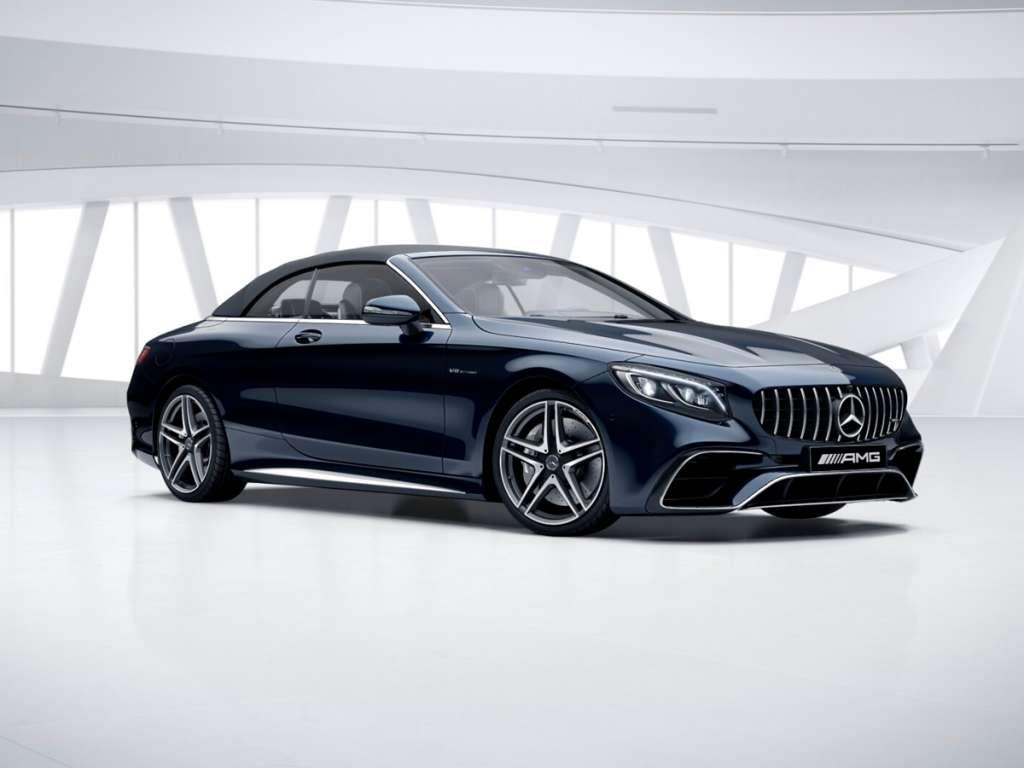 Galería de fotos del Mercedes Benz AMG CLASE S CABRIO (1)