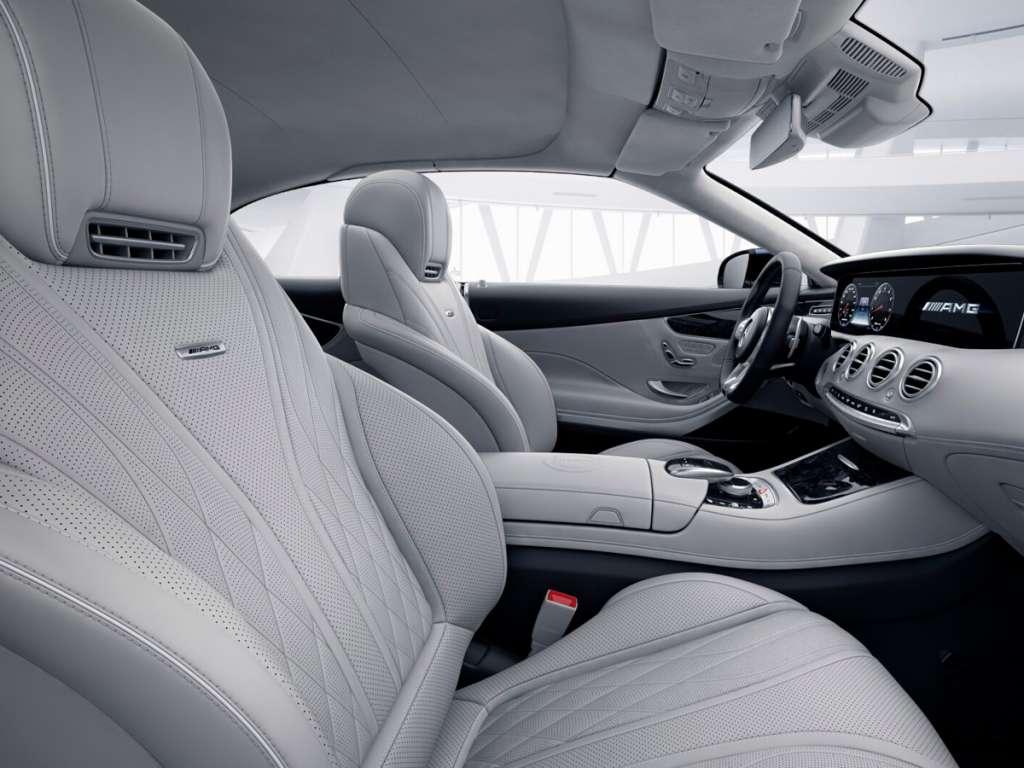 Galería de fotos del Mercedes Benz AMG CLASE S CABRIO (4)