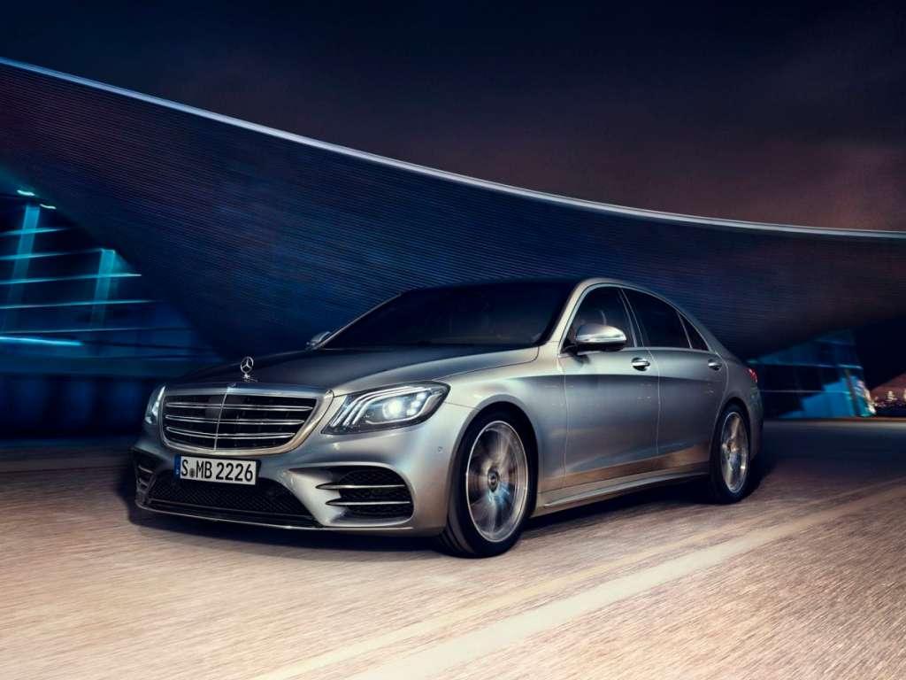 Galería de fotos del Mercedes Benz CLASE S BERLINA (1)
