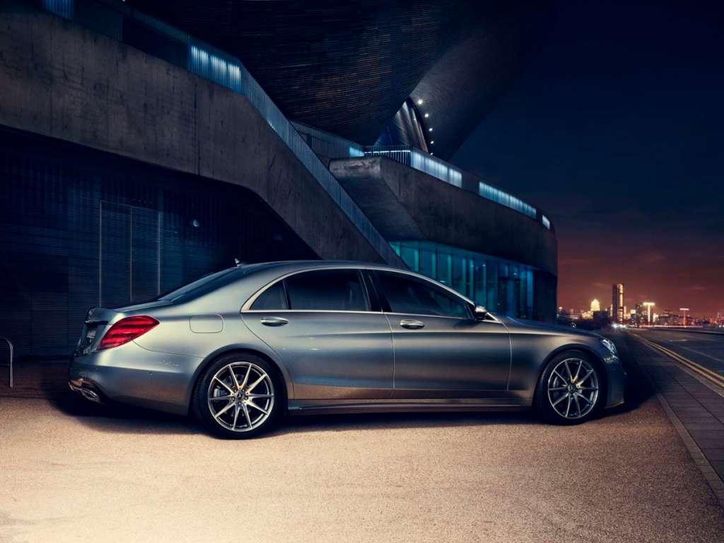 Galería de fotos del Mercedes Benz CLASE S BERLINA (2)