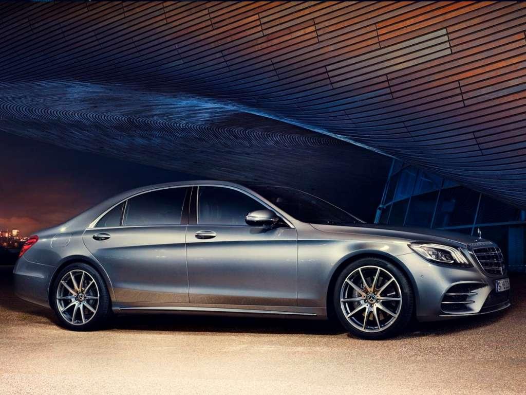 Galería de fotos del Mercedes Benz CLASE S BERLINA (3)