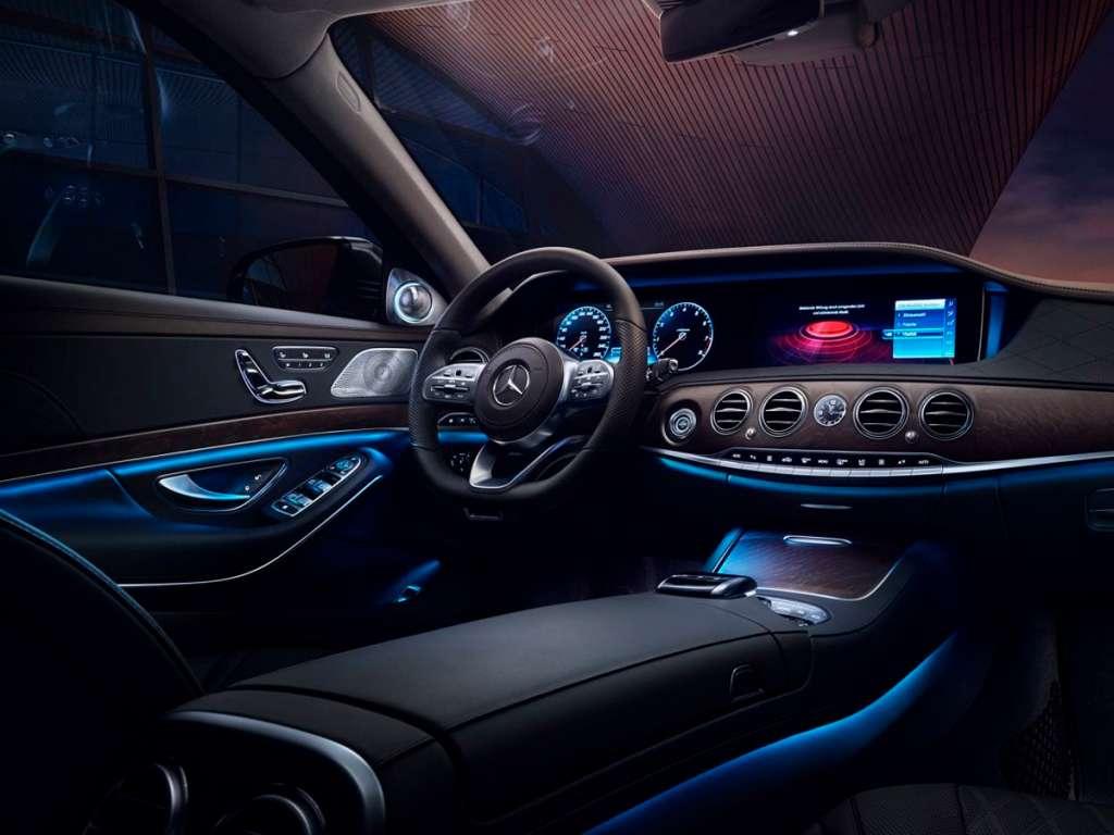 Galería de fotos del Mercedes Benz CLASE S BERLINA (4)