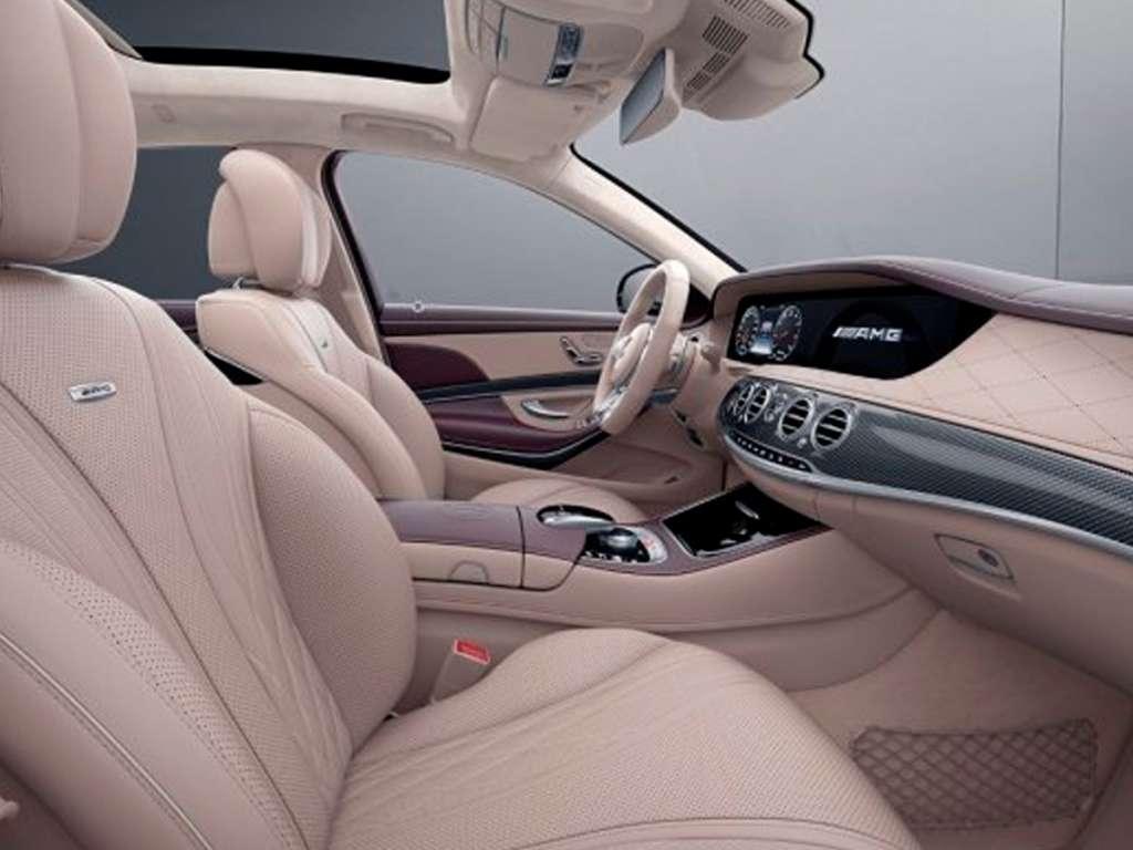 Galería de fotos del Mercedes Benz AMG CLASE S BERLINA LARGA (1)