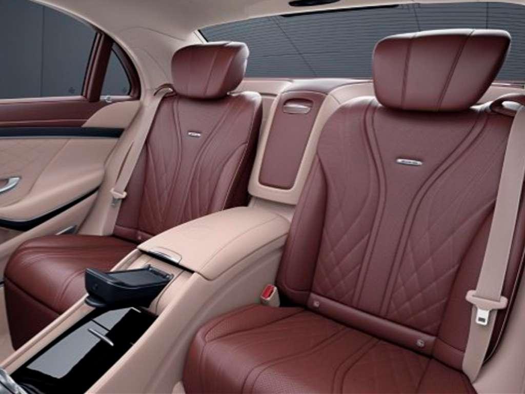 Galería de fotos del Mercedes Benz AMG CLASE S BERLINA LARGA (2)
