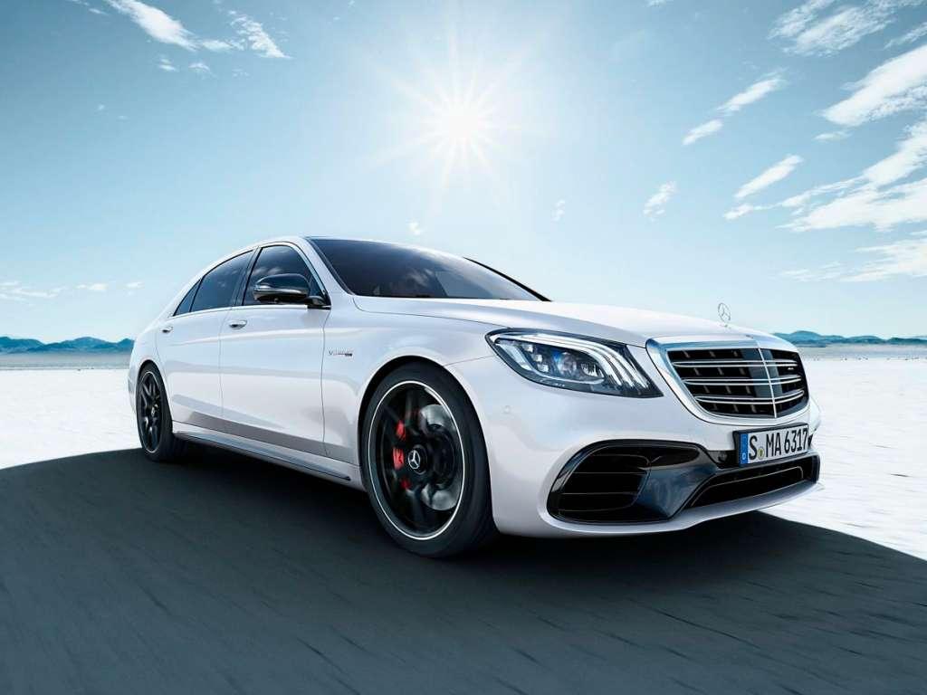 Galería de fotos del Mercedes Benz AMG CLASE S BERLINA LARGA (3)