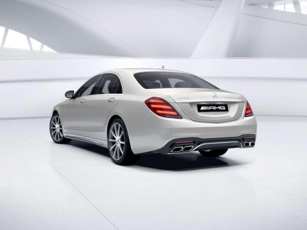 Galería de fotos del Mercedes Benz AMG CLASE S BERLINA LARGA (4)
