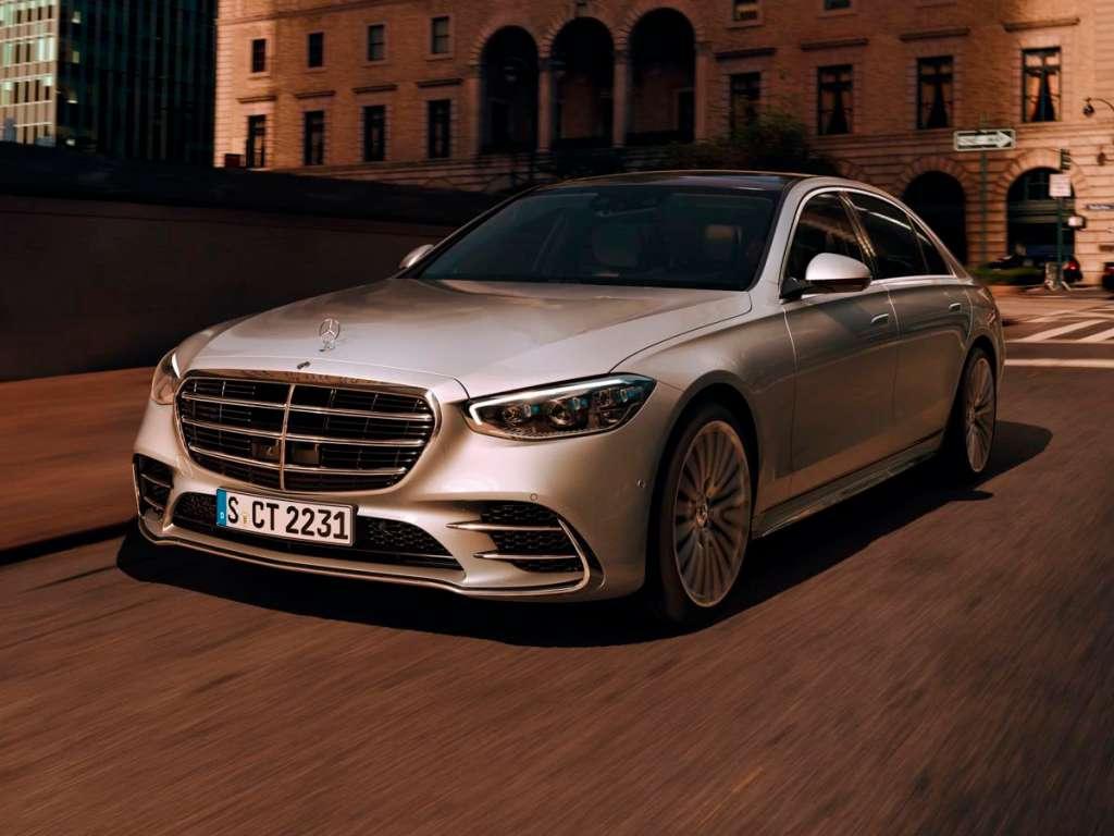 Galería de fotos del Mercedes Benz NUEVO CLASE S BERLINA (1)