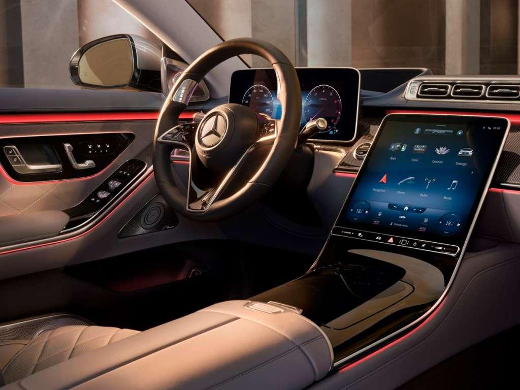 Galería de fotos del Mercedes Benz NUEVO CLASE S BERLINA (5)