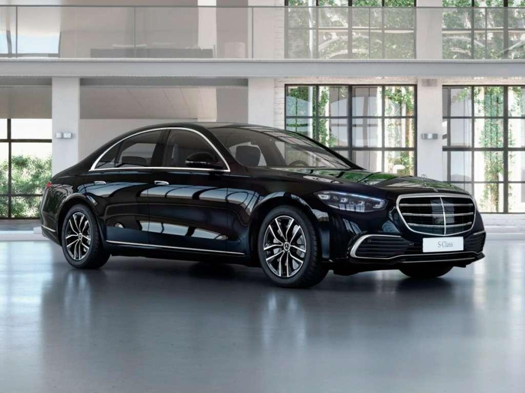 Galería de fotos del Mercedes Benz NUEVO CLASE S BERLINA LARGA (1)