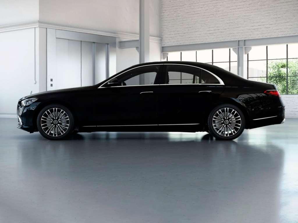 Galería de fotos del Mercedes Benz NUEVO CLASE S BERLINA LARGA (3)