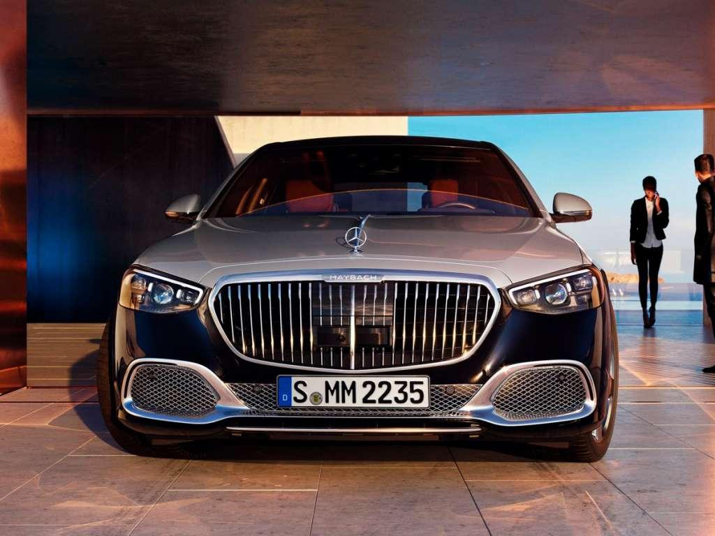Galería de fotos del Mercedes Benz NUEVO CLASE S MERCEDES MAYBACH (2)