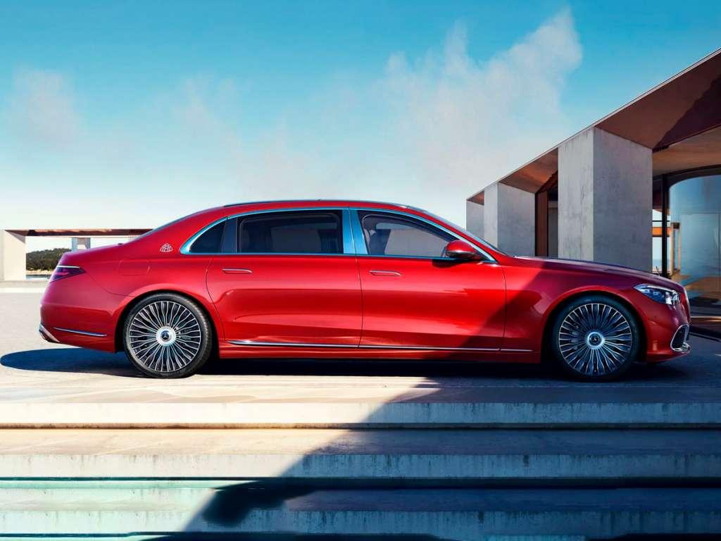Galería de fotos del Mercedes Benz NUEVO CLASE S MERCEDES MAYBACH (3)
