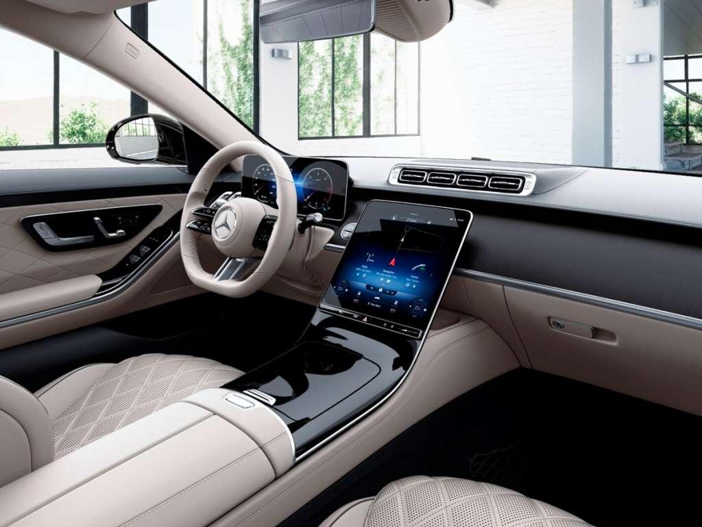 Galería de fotos del Mercedes Benz NUEVO CLASE S MERCEDES MAYBACH (4)