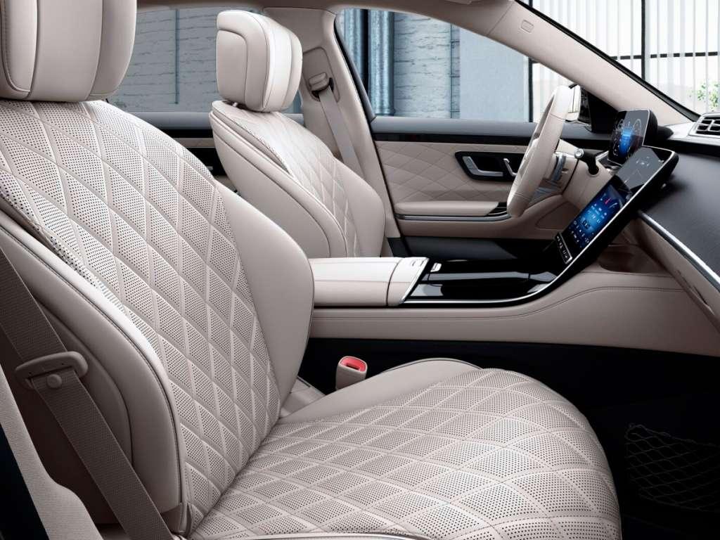 Galería de fotos del Mercedes Benz NUEVO CLASE S MERCEDES MAYBACH (5)