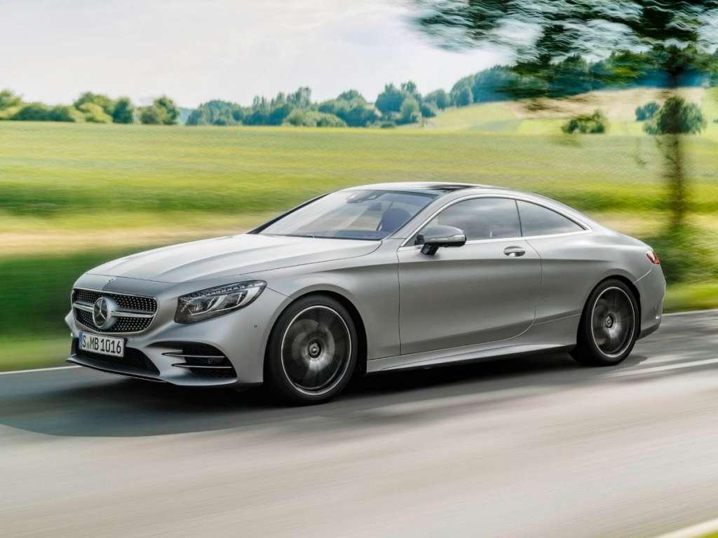 Galería de fotos del Mercedes Benz CLASE S COUPÉ (1)