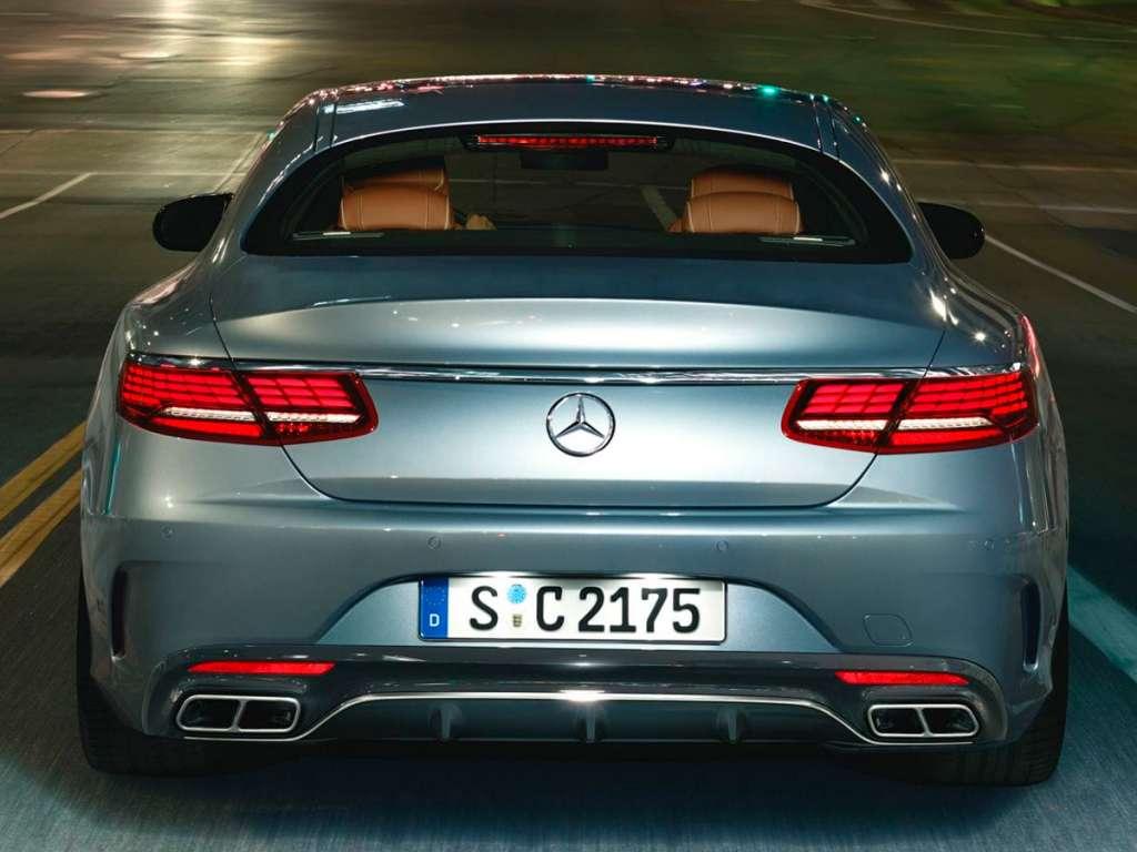 Galería de fotos del Mercedes Benz CLASE S COUPÉ (2)
