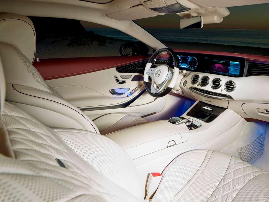 Galería de fotos del Mercedes Benz CLASE S COUPÉ (3)