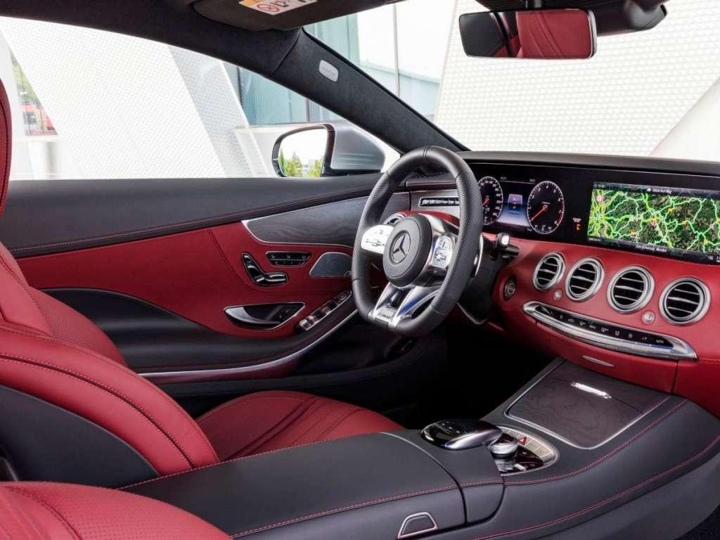 Galería de fotos del Mercedes Benz CLASE S COUPÉ (4)