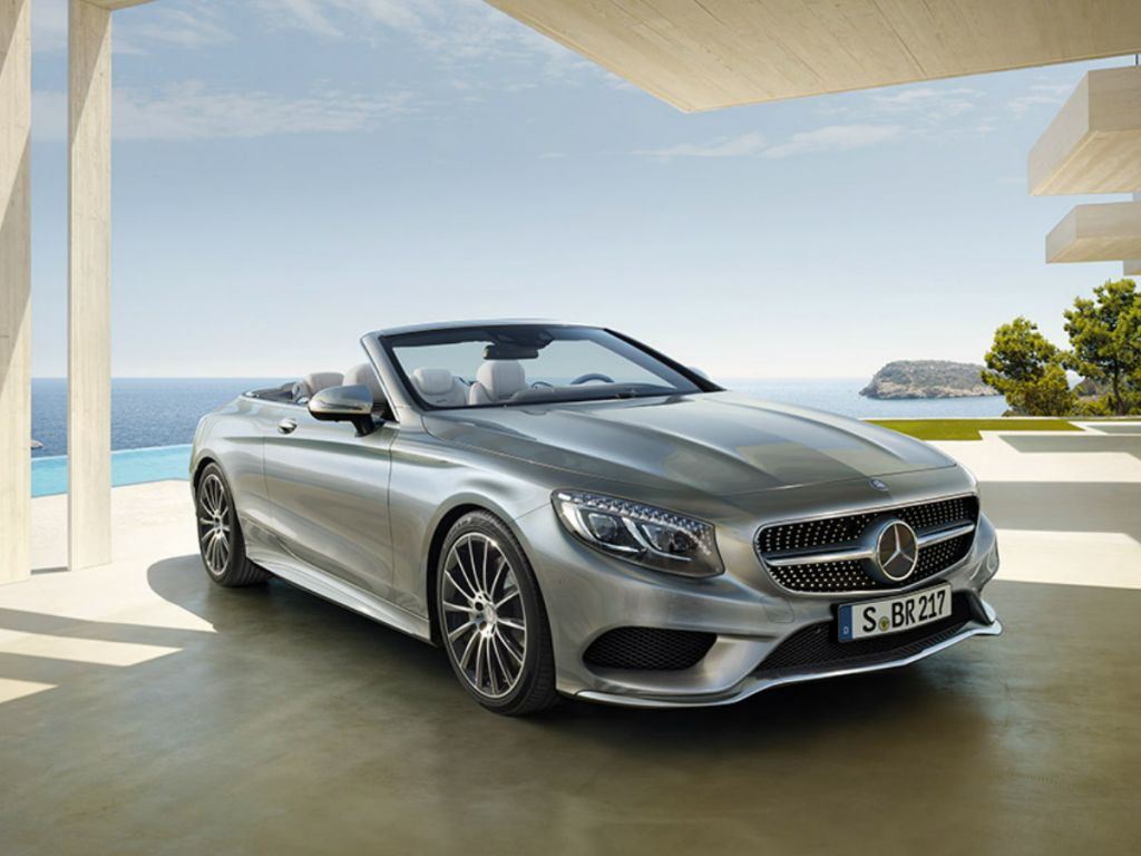 Galería de fotos del Mercedes Benz CLASE S CABRIO (1)