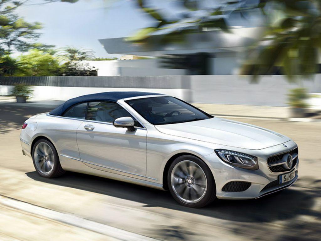 Galería de fotos del Mercedes Benz CLASE S CABRIO (2)