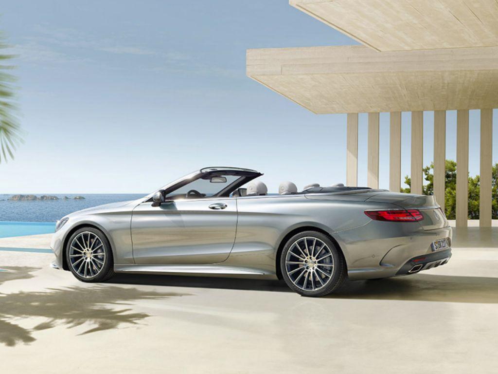 Galería de fotos del Mercedes Benz CLASE S CABRIO (3)