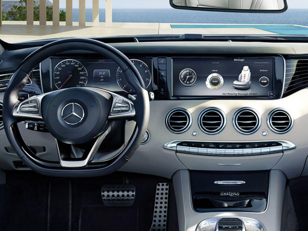 Galería de fotos del Mercedes Benz CLASE S CABRIO (5)